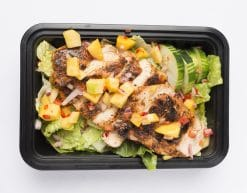 Caribbean Salad Chicken