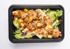 Caribbean Salad Shrimp
