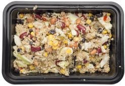 Three Bean and Quinoa Salad