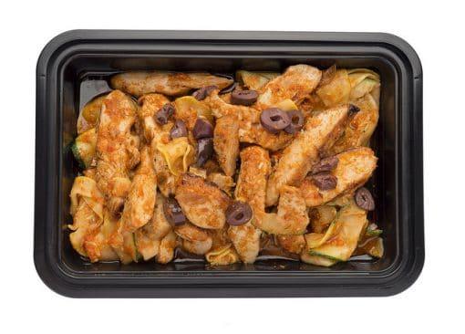 Romesco with Chicken